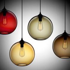 Solitaire Modern Pendant Light at NicheModern.com