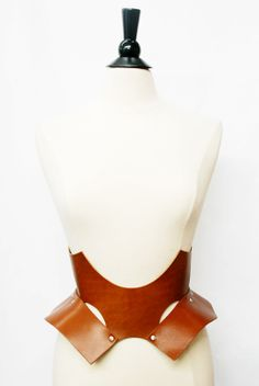 Image of Bat Belt - Honey Brown