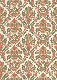 Vintage-Tapete 0565 http://www.5qm.de/product_info.php?products_id=77 #wallpaper #wallcovering #interior