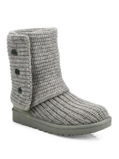 UGG - Classic Cardy Knit Boots