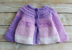 Other Newborn-5t Girls Clothes Clothing, Shoes & Accessories Special Section Girls 6-12 Mths Hand Knitted Pink Long Sleeve Cardi Bnwot