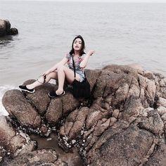 18 địa điểm chụp hình đẹp ở Vũng Tàu - Muốn chụp ảnh đẹp phải tới đây Vung Tau, Trekking, Movie Posters, Film Poster, Billboard, Film Posters, Hiking