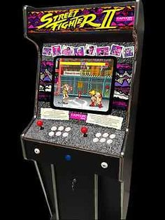 Street #fighter 2 themed #multigame arcade machine - #brand new - retro gaming 90,  View more on the LINK: http://www.zeppy.io/product/gb/2/152159412034/
