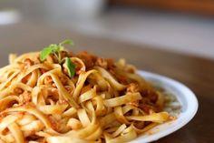 Receta de Espaguetis con carne asada, fácil y buena - El Aderezo - Blog de Cocina