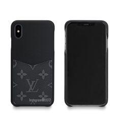 "LVJ12 on Instagram: ""𝗟𝗢𝗨𝗜𝗦 𝗩𝗨𝗜𝗧𝗧𝗢𝗡 2019 SS MEN'S - MARCH -  iPhone X 🅂 Max Bumper MONOGRAM ECLIPSE   #louisvuitton #ルイヴィトン #lviphone #lviphonecase…"""