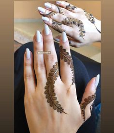 Abstract Mehndi Designs Using Floral And Leaf Patterns – Henna Mehndi Designs 2018, Modern Mehndi Designs, Wedding Mehndi Designs, Beautiful Henna Designs, Henna Tattoo Designs, Hena Designs, Modern Henna, Legs Mehndi Design, Mehndi Design Pictures