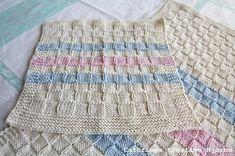 Cathrines Kreative Hjørne: Cathrine Design: Oppskrift kjøkken håndkle og klut med ruter! Blanket, Crochet, Creative, Blankets, Knit Crochet, Crocheting, Comforter, Chrochet, Hooks