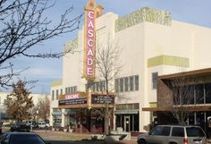 Cascade Theater ~ I was here for the live recording of Kim Walker's album 'Still Believe' - Awesome!!