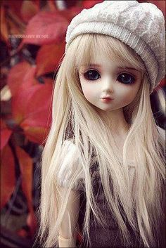 Top 40 Cute Dolls Facebook Profile Pictures For Girls [2014 Updated]