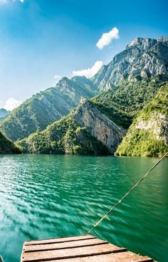 Northern Albania has so much to offer in terms of natural beauty. Getting to Lake Komani is an adventure, but its beauty is overwhelming! Albania Travel, Visit Albania, Places To Travel, Places To See, Travel Destinations, Travel Diys, Montenegro, Bósnia E Herzegovina, Les Balkans