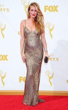 Cat Deeley from 2015 Emmys: Red Carpet Arrivals | E! Online