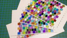 Farbmanagement und Profilerstellung