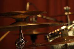Drum kit from studio village in Johannesburg.