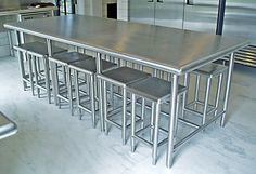 10 Best Stainless Steel Work Tables Images Stainless Steel Work