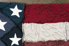 American-Flag-Quilt by Alabama Chanin