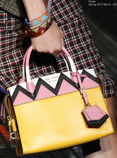 Prada Fashion Show Details