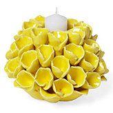 Flora Tealight - Lemon