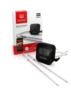 wireless meat thermometer iphone 1000 images about cappec s bluetooth wireless bbq 9093