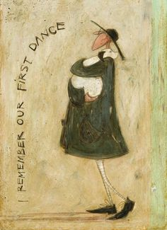 Beautiful--Anyone who has a dog will understand--I Remember Our First Dance By: Sam Toft