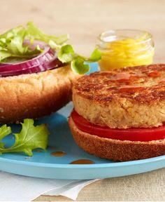 how to cook tuna burgers