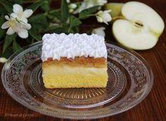 Prajitura rasturnata cu mere si crema de vanilie Romania Food, Food Cakes, Vanilla Cake, Cake Recipes, Cheesecake, Yummy Food, Sweets, Cooking, Holiday