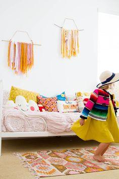 Kids room // Chambre d'enfant