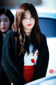 Seulgi || Red Velvet