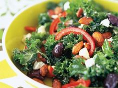 7 Healthy Kale Recipes...I've tried most of these and they are AMAZING!! and Low Cal and HEALTHY!