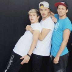 Niall, Liam, Louis