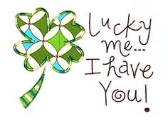 Lucky Me Applique - 3 Sizes!   St. Patrick's Day   Machine Embroidery Designs   SWAKembroidery.com Kimberbell Kids