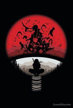 El símbolo del clan uchiha