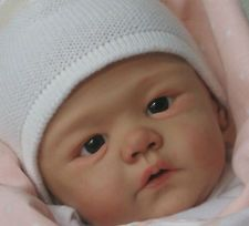 "New Reborn Baby Doll Kit Harlow by Sandy Faber @ 21""@"