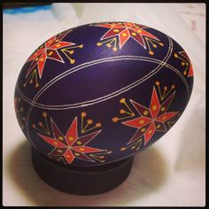 Easter egg design....Love this one!