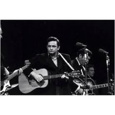 """Hello, I'm Johnny Cash.""  That's how he would introduce himself on stage.  The man in black.  My favorite uncle on my maternal side, Louis, lived with my Grandmother above us in a two family flat.  He LOVED Johnny Cash & I grew up listening to his music play from upstairs.  Uncle Louis was an alcoholic who favored peppermint schnapps.  He was a happy drunk & I loved him.  He was always kind to me.  So, I listen to Ring of Fire; I Walk The Line; A Boy named Sue and I smile.  I can still…"