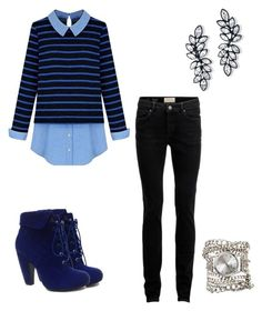 """""""Untitled #1328"""" by livy77 on Polyvore featuring SELECTED, Bamboo and Sara Designs"""