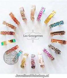 Les Georgettes armbanden 14mm