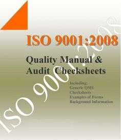 Iso  Documents For Qms In Service Industries Can Help You In