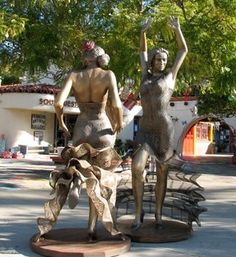 Spanish Village Art Center Balboa Park, San Diego | Spanish Village Art Center - Balboa Park: Flamenco Sevillanas in ...