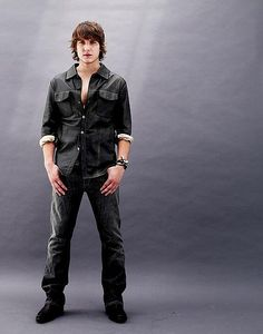 Is it Scott Michael Foster, or the character he portrayed (Cappie) on Greek that really gets me going?