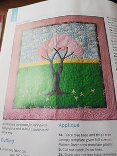 P38 patch and quilting may 17