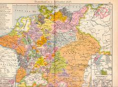 Deutschland im 17. Jahrhundert (1648)