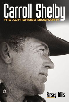 Save $5 on the Carroll Shelby biography by using promo code SHELBY13 today!! Carroll Shelby, Used Books, Reading Online, Race Cars, The Book, Ebooks, Passion, Auto Racing, Create