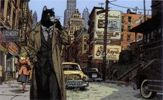 Blacksad Comic | que es blacksad bueno ante todo un comic creacion de