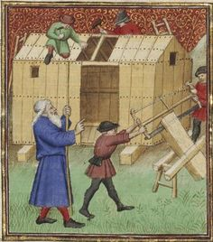 Manuscrit du XVè siècle