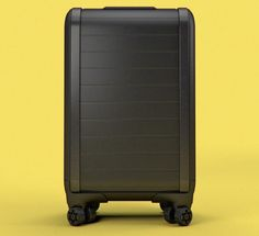 Trunkster: Smart Luggage With a Roll Top Door