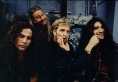 Alice in Chains (with Layne, the ONLY aic worth listening to...)