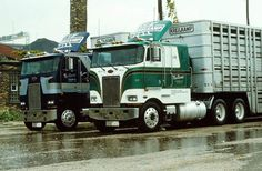 Classic cabover - US Trailer will lease used trailers in any condition to or from you. Contact USTrailer and let us rent your trailer. Click to http://USTrailer.com or Call 816-795-8484