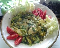 Badischer Kartoffelsalat schlozzige Art
