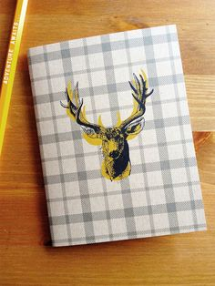 Stag Pocket Note Book, NEW! Perfect for grads and dads!