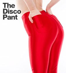 The Disco Pant by #AmericanApparel, now comes in 8 colors! #discopant #colors I had a pair in gold in 1978 lol